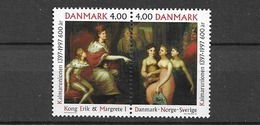 1997 MNH Danmark, Michel 1153-4 Postfris** - Dänemark