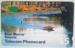$5 River Murray, Victoria - Australia