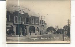 Yssingeaux, Avenue De La Marne (CP Vendue Dans L'état) - Yssingeaux