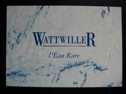 Carte Postale Non écrite Des Grandes Sources De WATTWILLER (Dépt 68) - Francia
