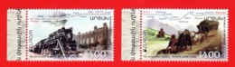 Armenien / Armenie / Armenia / Karabakh 2020, EUROPA CEPT, Ancient Postal Routes  - MNH - Armenien