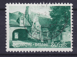 Belgium 1954 Mi. 995    80c. + 20c. Renovierung Des Beginenhofes In Brügge - Used Stamps