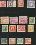 CHINA NORTH-EAST - Twentyeight (28)  Unused Stamps. All Hinged. - Noordoost-China 1946-48