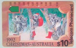 $10 Australian Christmas 1992 - Australia