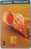 $5 Shell - Australia