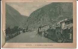 73. CPA. Savoie. Tarentaise. Moutiers. L'Isère à Moutiers (Agenda P.L.M. 1924) - Moutiers