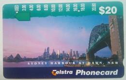 $20 Sidney Harbour At Dawn - Australia