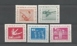 DDR 1959 Sport Y.T. 421/425 ** - Nuovi