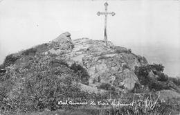 Carte Photo HARTMANNSWILLERKOPF-HARTMANNSWEILER-VIEIL ARMAND-Croix Sommet-Cachet Wattwiller-Haut-Rhin-Guerre 14/18-Krieg - Other Municipalities