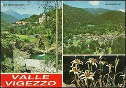 Valle Vigezzo - Ponte Maglione - Folsogno - Verbania