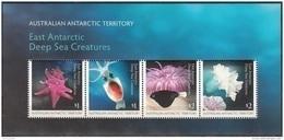 Australian Antarctic Territory 2017 Bloc Feuillet Vie Marine Neuf ** - Australisches Antarktis-Territorium (AAT)