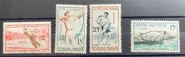 1958 Y Et T 1161/4** - France