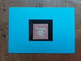 PERÙ 1871 - Stemma N. 14 Nuovo * (colla Difettosa) + Spese Postali - Peru