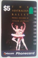 $5 The Australian Ballet - Australia
