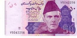 Pakistan P.47 50 Rupees 2008 Unc - Pakistan
