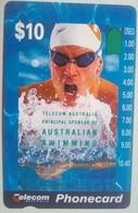 $10 Australian Swimming - Australia