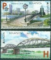 Belarus, Europa, Europe, 2018, 2 Stamps - 2018