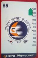 $5 Telstra Sidney To Hobart - Australia