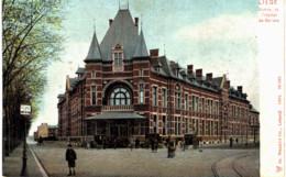 (95) Liège  Entrée De L'Hôpital De Bavière - Liège