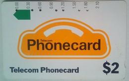 $2 Telecom Logo - Australia