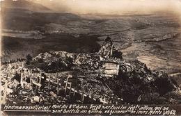 Carte Photo HARTMANNSWILLERKOPF-HARTMANNSWEILER-VIEIL ARMAND-Monument Militaire 8 ème  Chasseurs-Guerre 14/18-Krieg - Other Municipalities