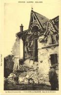 GRANDE GUERRE 1914 1918  CHALONS Sur MARNE Bombardé Rue De La Bitterie  RV - Châlons-sur-Marne