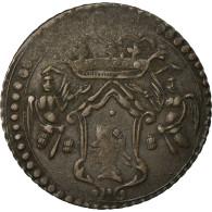 Monnaie, États Italiens, CORSICA, General Pasquale Paoli, 4 Soldi, 1762 - Corse (1736-1768)