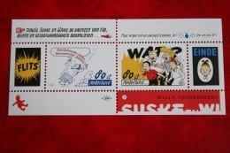 Blok Strippostzegel Suske En Wiske Cartoons NVPH 1715 (Mi Block 52) 1997 POSTFRIS / MNH ** NEDERLAND / NIEDERLANDE - Period 1980-... (Beatrix)