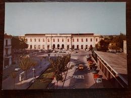 Cartolina Anni '70 Fidenza (PR) - Stazione Ferroviaria - Parma