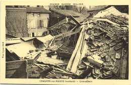 GRANDE GUERRE 1914 1918  CHALONS Sur MARNE Quincaillerie   RV - Châlons-sur-Marne