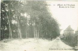 Orroir , Route De La Tour - Kluisbergen