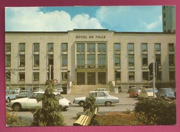 57. Hayange. Hôtel De Ville. 1985 - Hayange