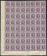 HOUYOUX - N°198 En Grand Bloc De 64 TP Xx. COB 144€ - 1922-1927 Houyoux