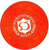 "Hotelaufkleber Etiquette Pour Valise ""Hongrie Budapest Intercontinental"" Kofferaufkleber Luggage Label Adesivi Per Hotel - Adesivi Di Alberghi"