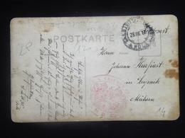 14 Austria KuK K.u.K. WWI Marine SMS S:M.S. S M S Navy Kriegsmarine Ship Schiff Stamp Stampel 1917 S M B S.M.B. 33 Photo - Warships