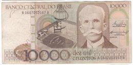Brazil P 203 A - 10.000 Cruzeiros 1984 - Fine+ - Brasile