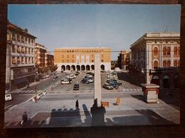 Cartolina Anni '70 Fidenza (PR) - Piazza Garibaldi - Parma