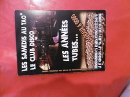 D 80 - Saint Valery - Le Saint Georges - Baie De Somme - Les Samedis Au TAO, Le Club Disco, Dj Mazik + Guest - Saint Valery Sur Somme