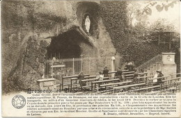 BRESSOUX-lez-LIEGE - Grotte De Notre-Dame De Lourdes Au Brouxhay - Oblitération De 1913 - Liège