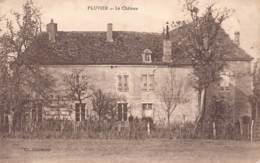 21 - COTE D'OR - PLUVIER - 10101 - Château - France