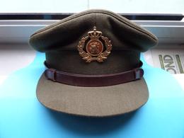 KEPI / KEPIE > HOOFDDEKSEL ( Voir / Zie Foto's Voor Detail > GOEDE Staat > Maat 57 ) K. L. Hendriksen Arnhem ! - Ausrüstung