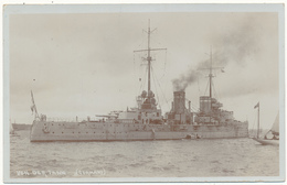 VON DER TANN , Germany - Carte Photo - Warships