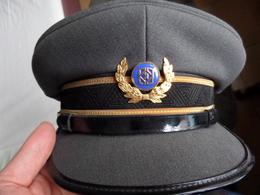 KEPI / KEPIE > HOOFDDEKSEL ( Voir / Zie Foto's Voor Detail > GOEDE Staat > Maat 58 1/2 ) J.P. MOL N.V. Breda ! - Ausrüstung