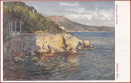 Trieste (Triest) * Küste Bei Miramar, Park * Italien * AK2725 - Trieste