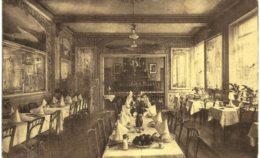 (09) Arlon  Restaurant Du Parc - Arlon