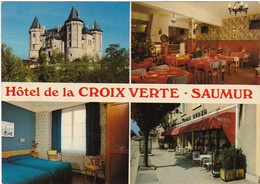 "Hôtel-Restaurant "" LA CROIX VERTE"" à SAUMUR - Saumur"