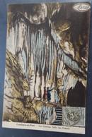 Comblain-au-Pont - Les Grottes - Salle Des Orgues - Colorisé - Etat: Voir 2 Scans. - Comblain-au-Pont