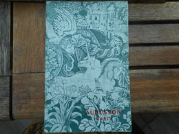 "Fascicule ""Aubusson Capitale De La Tapisserie"" - Libros, Revistas, Cómics"