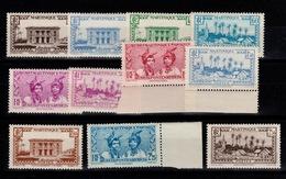 Martinique - YV 175 à 185 N** Complete - Martinique (1886-1947)