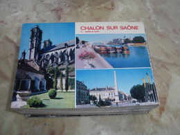 Chalon Sur Saone - Gros Lot Environ 100 Cartes Cpsm - Chalon Sur Saone